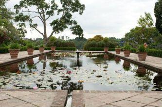 Italian Garden at Borde Hill Gardens