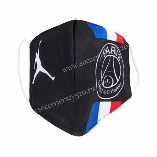 Paris Saint Germain Black Face Mask Protect Anti Dust Mouth Cover Mask Dustproof Anti Bacterial Washable Reusable Addida Fabric Masks Tools In 2020 Face Mask Washable Mask