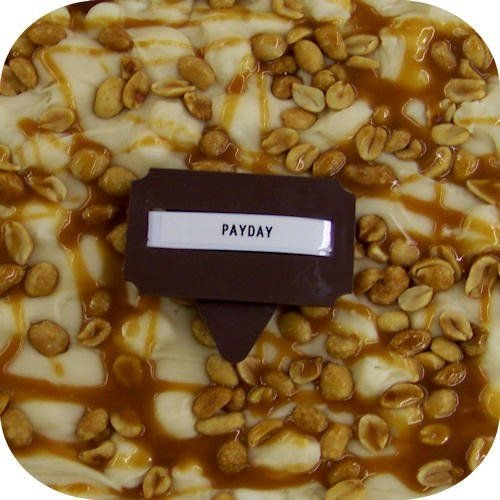 Home Made Creamy Payday Fudge - 1 Lb Box. Available in over 70 different flavors! Each has its own picture. Only $14.99 for one 1 lb box of fudge plus shipping ($8.95 on entire order! *continental U.S. only)