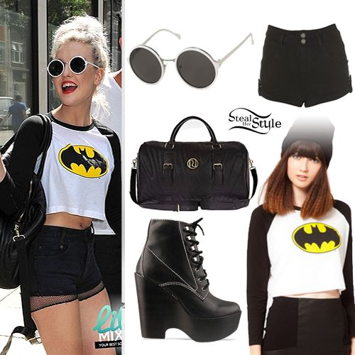 Steal Her Style: Perrie Edwards Fashion