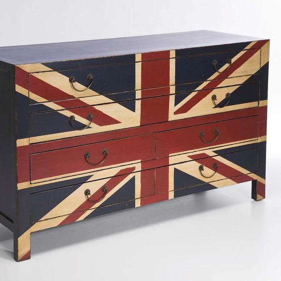 Union Jack Dresser - KARE
