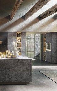 Keuken | Beurs Eigen Huis | realiseerjedroomh... #droomkeuken #inspiratie #BeursEigenHuis #alno.nl #realiseerjedroomhuis.nl