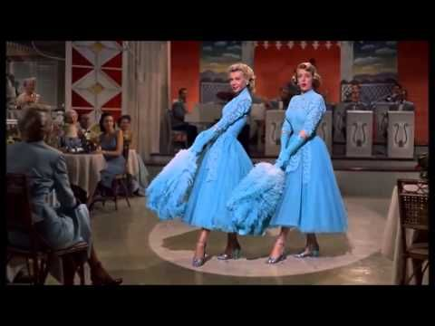 White Christmas, best Christmas movie ever. This is my sister and my theme song. Love it!