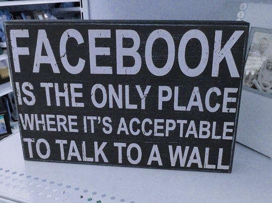 oh facebook!