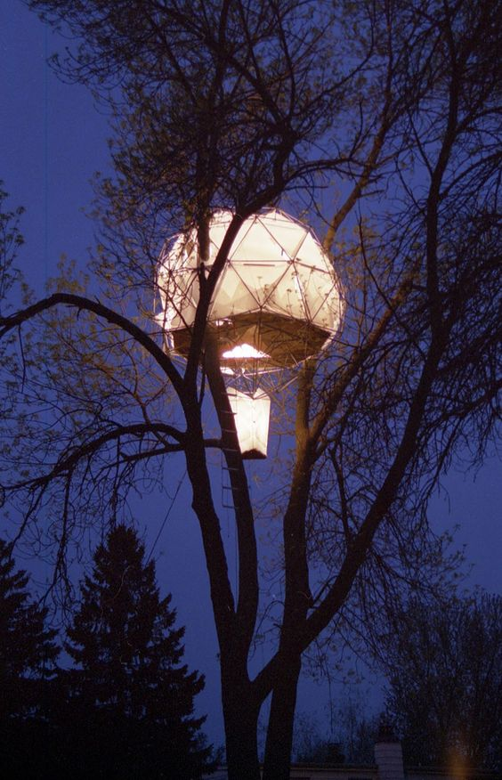 The O2 Treehouse seeks to inspire humanity to reconsider how we can more harmlessly co-exist with nature by creating world-wide tree house communities Designed by o2treehousecom