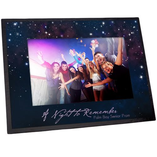 Custom Printed Frames Are Perfect For Prom Or As A Party Favor Or