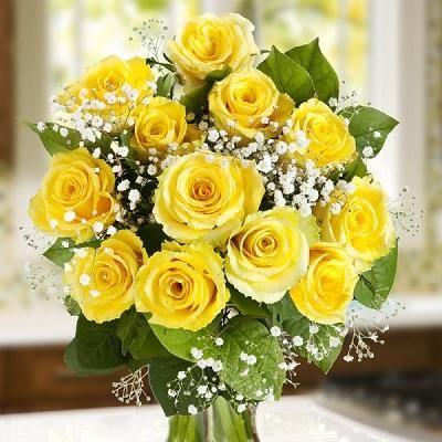 Cuál es el significado de las flores amarillas - 5 pasos: