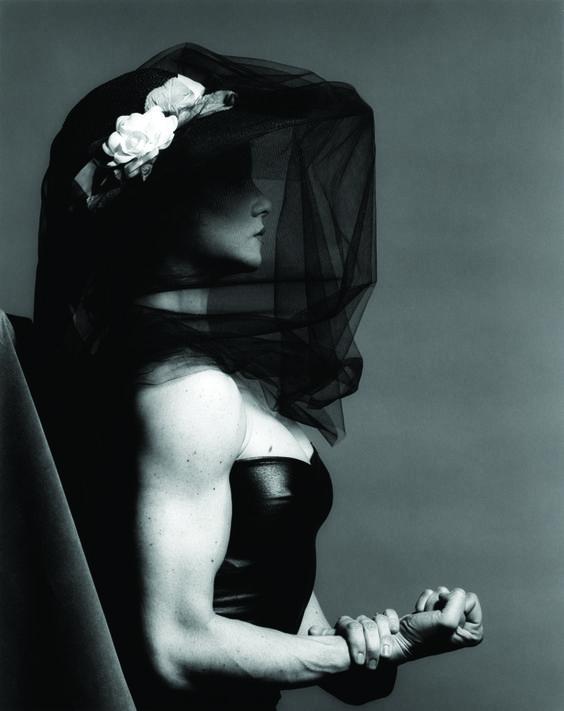 Robert Mapplethorpe's Lisa Lyon, 1982