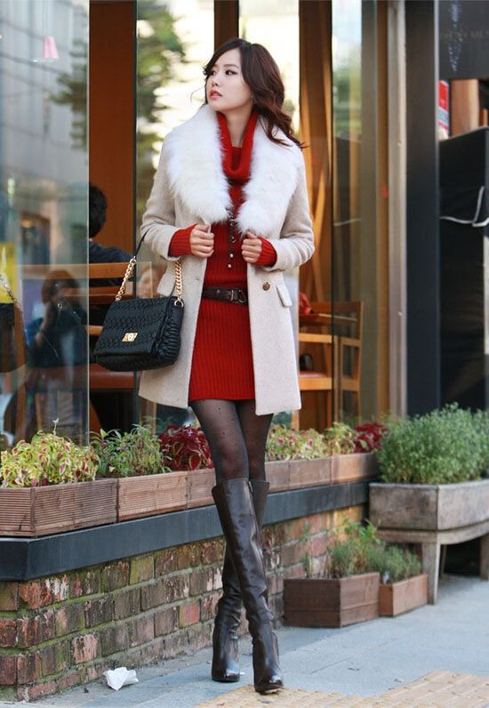 New Asian Boots | Only Over Knee Boots | Pinterest | Asian Knee Boot And Asian Woman