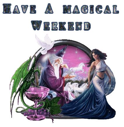 Image result for have a nice weekend celtic goddess