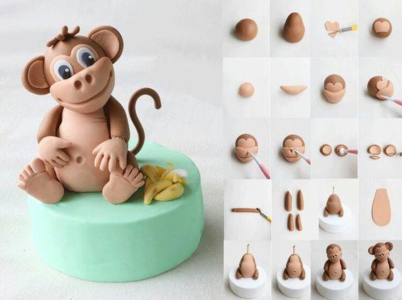 Monkey topper More
