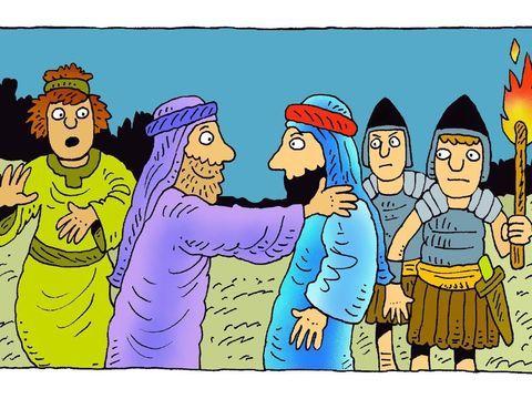 Historia Sobre A Traicao De Judas Iscariotes Historias Biblicas