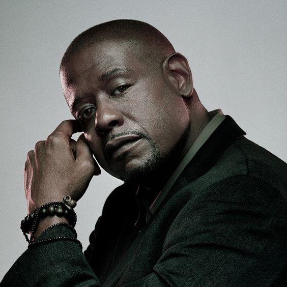 Oscar Winning Actor And Karate BLACK BELT Forest Whitaker