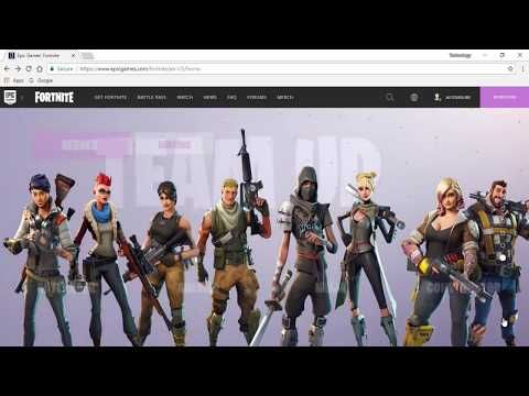 Fortnite Battle Royale Free V Bucks In Fortnite Battle Royale Watch Full Toturial Video Youtube Fortnite Youtube Battle
