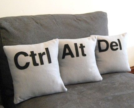 it's relax time - reset pillow