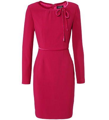 STEFFEN SCHRAUT - Kleid mit Schleifendetail in Pink (Größe 36 - 44)