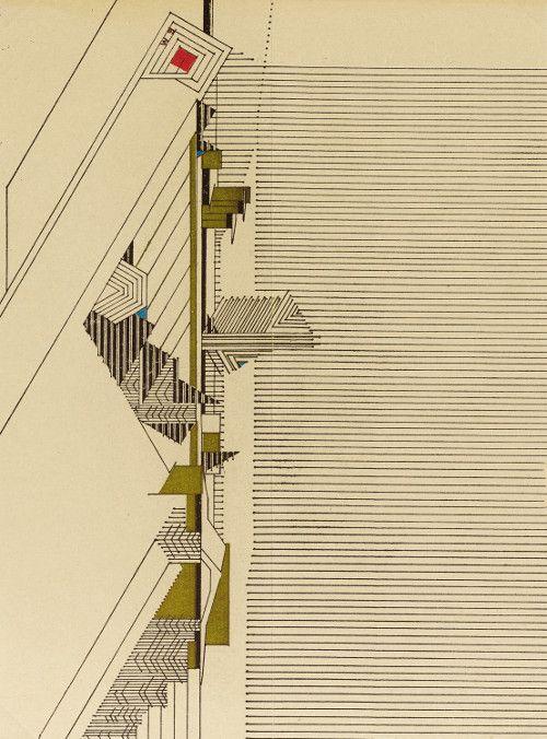 Frank Lloyd Wright's letterhead!