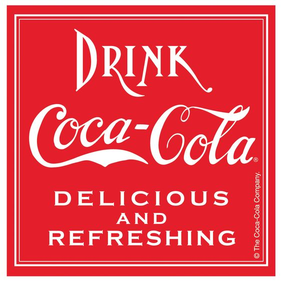 Coke Distinctive Bottle Occasions Coasters Set