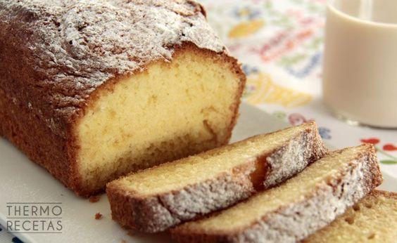 Bizcocho de maicena sin gluten - http://www.thermorecetas.com/2014/09/30/bizcocho-de-maicena-sin-gluten/