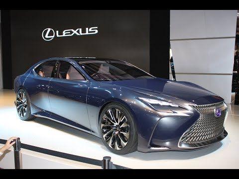 2020 Lexus Es Luxurious Exterior And Interior 1080p Youtube