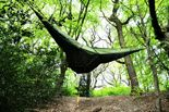 hammocking and camping in one.. so exciting that I think I just peed a little.