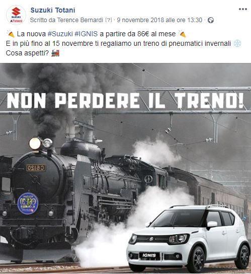 Ignis Treno 1 Portfolio Train