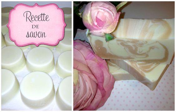 Fait maison recette savon naturel jacynthe ren savon for Autobronzant naturel fait maison