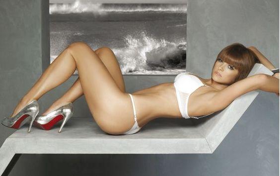 Araceli Gonzalez -Modelo y actriz argentina