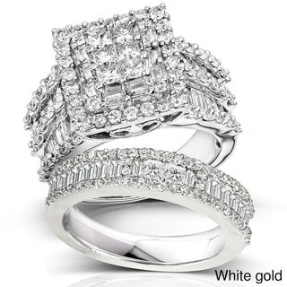 Annello wedding rings
