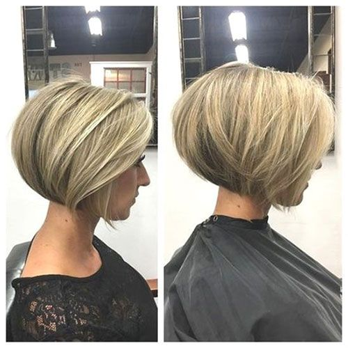Short Stacked Bob Hairstyles 8 Short Stacked Bob Hairstyles Stacked Hairstyles Thick Hair Styles