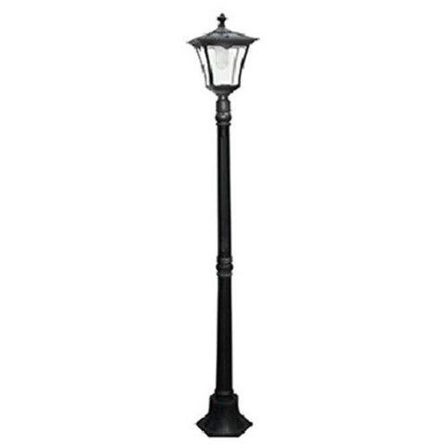 Gl23716bk Street Lamp Solar Light As Shown Solar Lamp Post Solar Post Lights Solar Lights