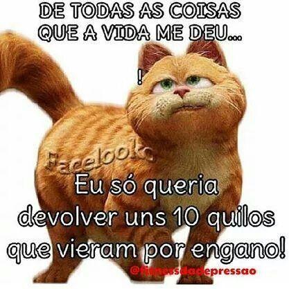 Tadinho,...