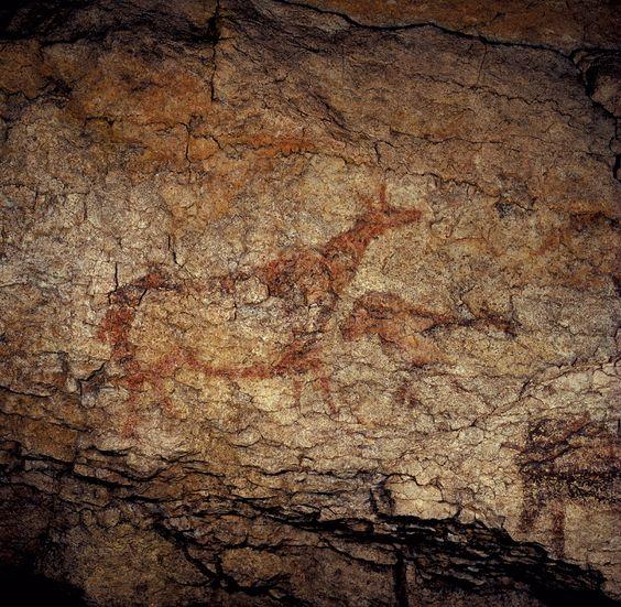 Cueva de El Pendo, en Escobedo. #Cantabria #Spain, Paleolithic #Prehistory