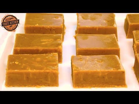 How To Make Caramel Fudge With Sweetened Condensed Milk 4k Youtube In 2020 Condensed Milk Recipes Easy Fudge Recipes How To Make Caramel