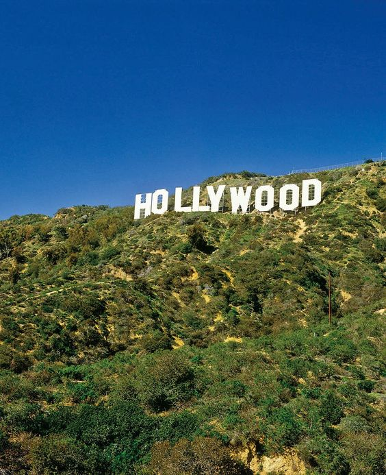 Going to see the Hollywood sign was quite an experience. A lot tragic history has taken place there.