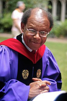 Black liberation theologian James Hal Cone is a graduate of historically black Philander Smith College in Arkansas, Garrett-Evangelical Seminary, and Northwestern University.