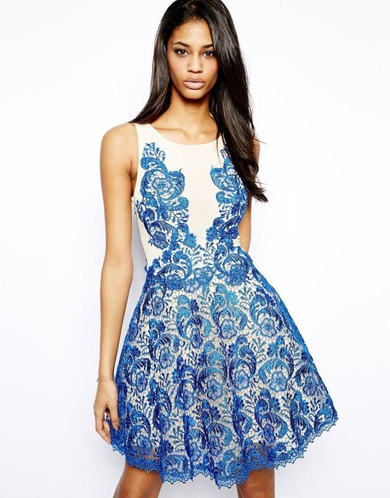 Forever Unique Lace Prom Dress! Now on http://ootdmagazine.com/store/product/forever-unique-lace-prom-dress/ #fashion