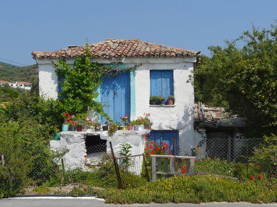 Oud Grieks huis | by capreolus