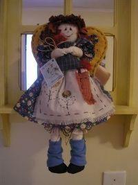 Fotos de  Bonecas de pano - Natal