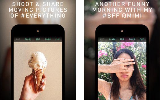 Phhhoto o cómo hacer GIFs de forma rápida y sencilla.