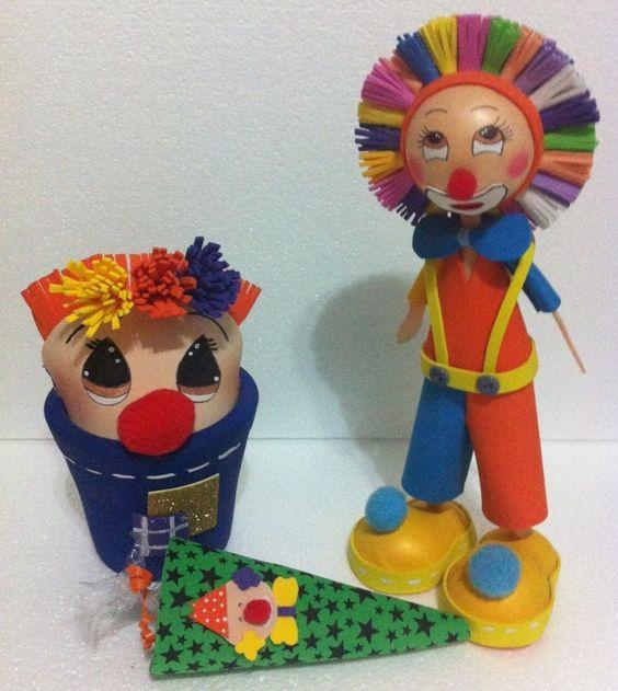 Ideas para fiesta infantil con tematica de payasos - Fiestas infantiles ideas ...