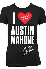 Austin Mahone Tee