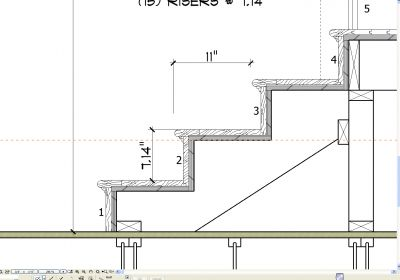 Stair Section Hw 9 Stair Sections Pinterest Stairs
