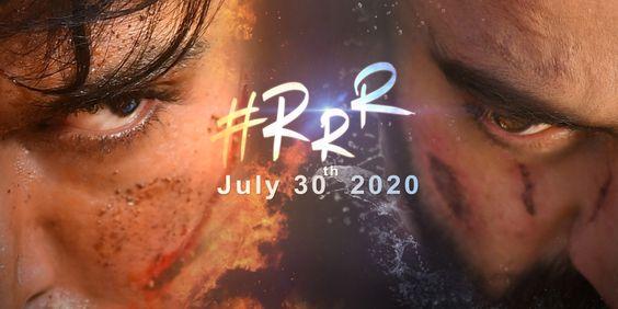 RRR Movie Posters