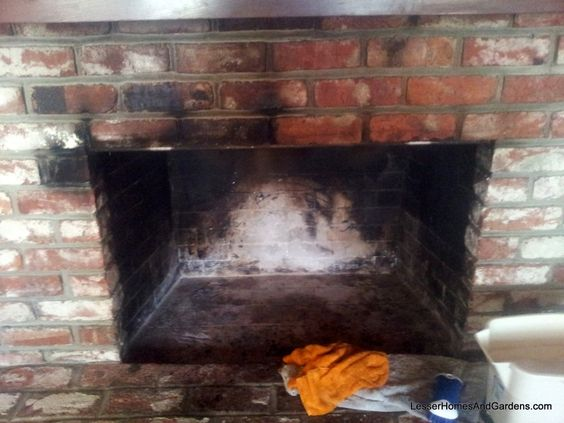 How To Clean Soot Off Bricks From Kerry Aar Lesser Home Cleaning Savvy