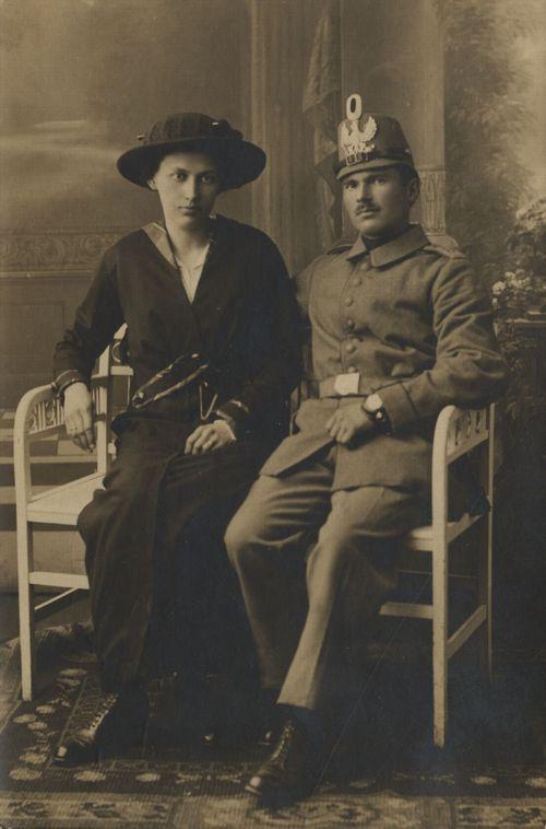 Porträt eines Ehepaars [3]