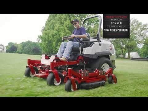 See Exmark S 96 Inch Lazer Z Diesel Wide Area Mower Youtube Mower Zero Turn Lawn Mowers Diesel
