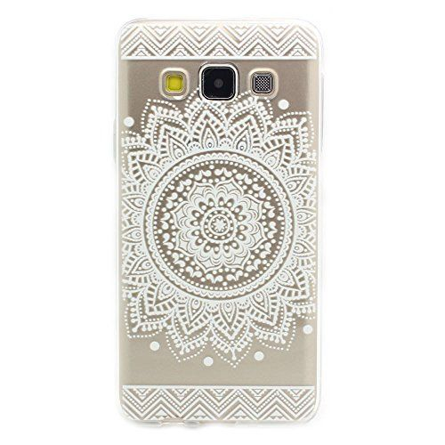 jiaxiufen tpu coque pour samsung galaxy a3 silicone tui housse protecteur henna million. Black Bedroom Furniture Sets. Home Design Ideas