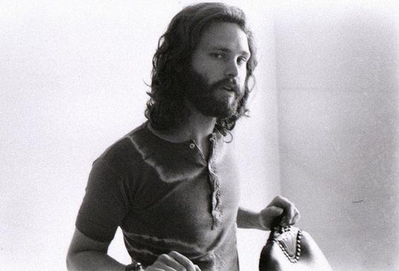 Jim Morrison - photo by Edmund Teske - 1969.