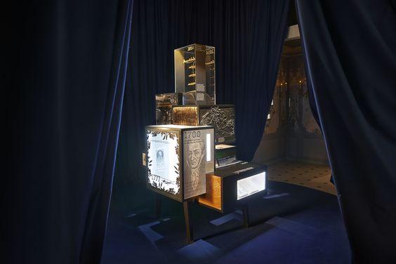 Cabinet of curiosities Muséum of Confluences Lyon Cabinet de curiosité, exposition Dans la chambre des Merveilles Lyon